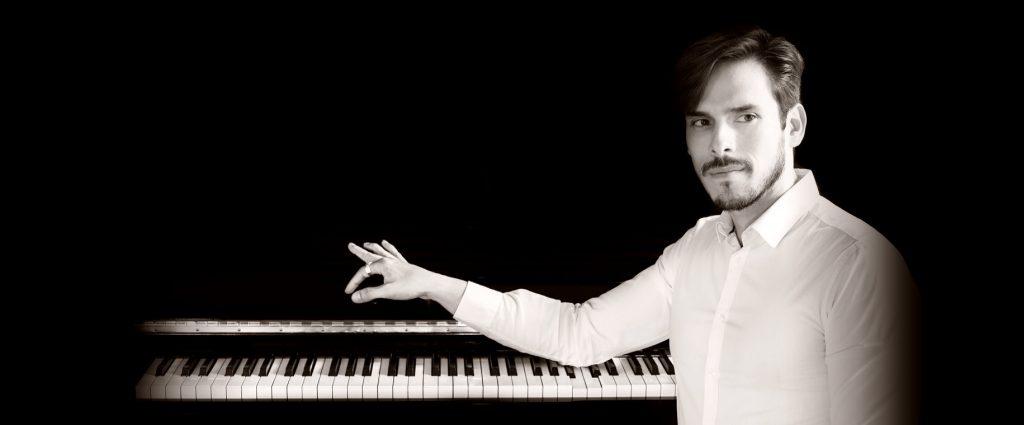 Claudio Constantini, piano